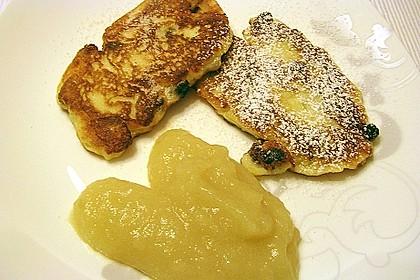 Quarkkeulchen ohne Kartoffeln 1