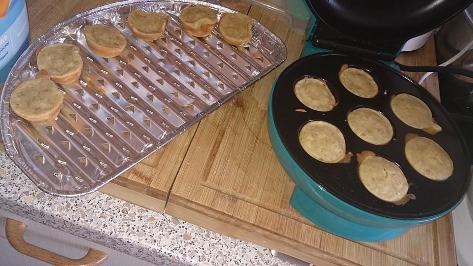 bananenmuffins f r kleinkinder rezept mit bild. Black Bedroom Furniture Sets. Home Design Ideas