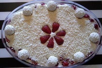 Erdbeer-Kokos-Dessert 4