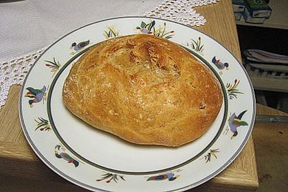 Macadamia-Röstzwiebel Brötchen 6