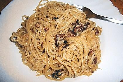 Spaghetti-Sauerkraut