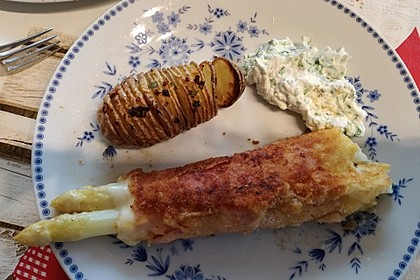 Catharinas Ofenkartoffeln nach Fiefhusener Art mit Kräuterquark 8