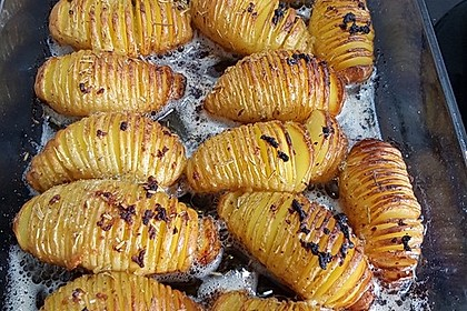 Catharinas Ofenkartoffeln nach Fiefhusener Art mit Kräuterquark 9