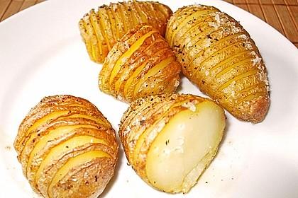 Catharinas Ofenkartoffeln nach Fiefhusener Art mit Kräuterquark 13