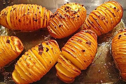 Catharinas Ofenkartoffeln nach Fiefhusener Art mit Kräuterquark 4