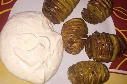 Catharinas Ofenkartoffeln nach Fiefhusener Art mit Kräuterquark 33