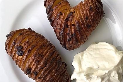 Catharinas Ofenkartoffeln nach Fiefhusener Art mit Kräuterquark 20