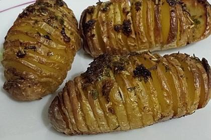Catharinas Ofenkartoffeln nach Fiefhusener Art mit Kräuterquark 27