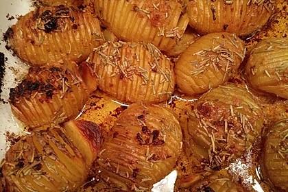 Catharinas Ofenkartoffeln nach Fiefhusener Art mit Kräuterquark 19