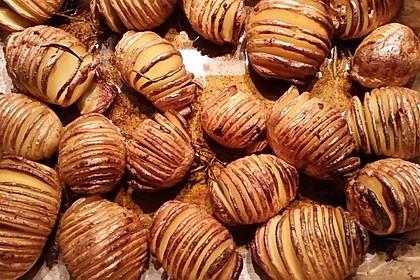 Catharinas Ofenkartoffeln nach Fiefhusener Art mit Kräuterquark 12