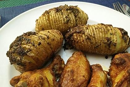 Catharinas Ofenkartoffeln nach Fiefhusener Art mit Kräuterquark 24