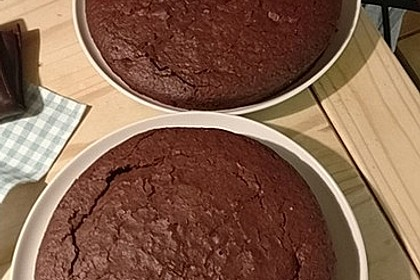 Veganer Schokoladenkuchen 21