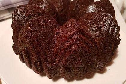 Veganer Schokoladenkuchen 18