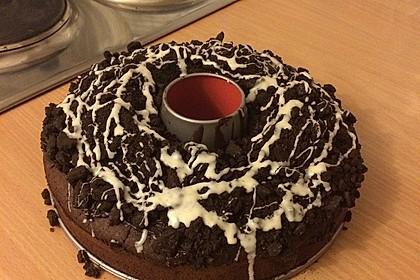 Veganer Schokoladenkuchen 5