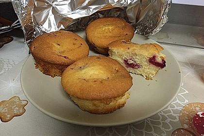 Himbeer-Joghurt-Cupcakes mit Himbeer-Frosting 20