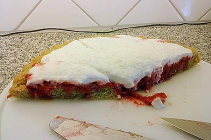 Kokos-Himbeer-Torte 3