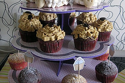 Cupcake-Schafe mit Marshmallow-Frosting 109