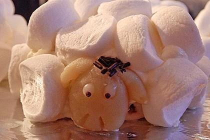 Cupcake-Schafe mit Marshmallow-Frosting 164