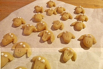 Cupcake-Schafe mit Marshmallow-Frosting 203