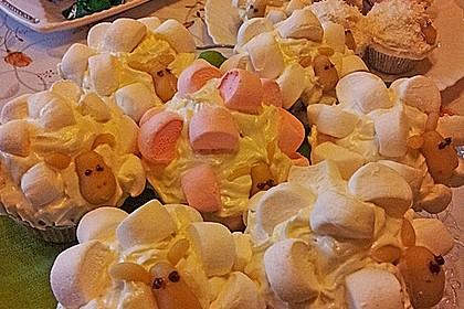 Cupcake-Schafe mit Marshmallow-Frosting 192