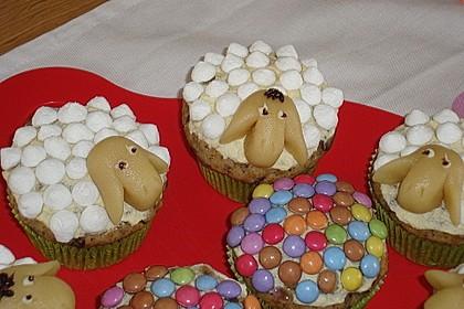 Cupcake-Schafe mit Marshmallow-Frosting 73