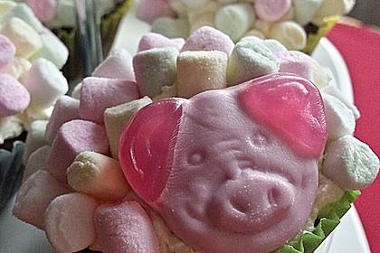 Cupcake-Schafe mit Marshmallow-Frosting 196