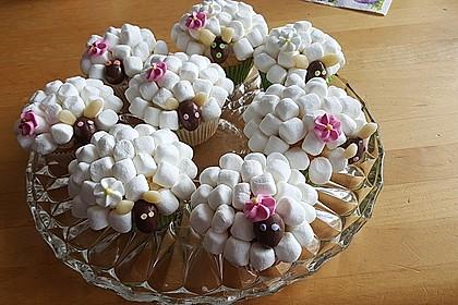Cupcake-Schafe mit Marshmallow-Frosting 165