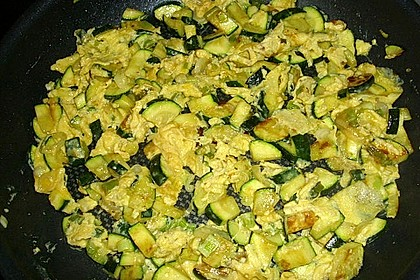 Zucchini-Ei-Pfanne 4