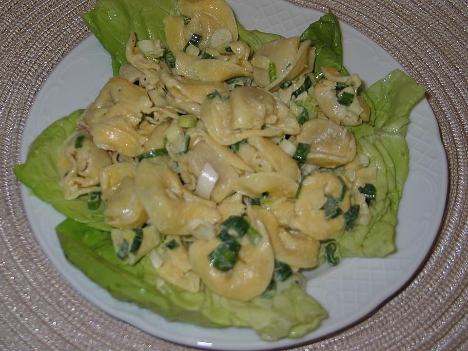 tortellini salat rezept mit bild von edbeerkwarki. Black Bedroom Furniture Sets. Home Design Ideas