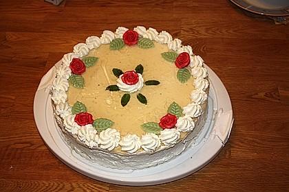 Hugo-Torte 25