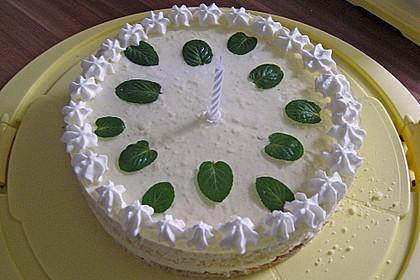Hugo-Torte 24