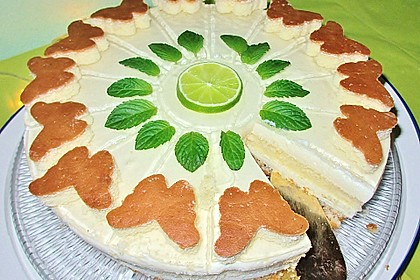 Hugo-Torte 17