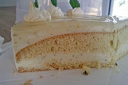 Hugo-Torte 22