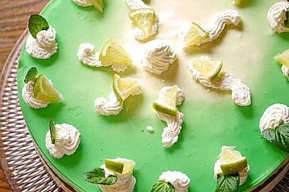 Hugo-Torte 9