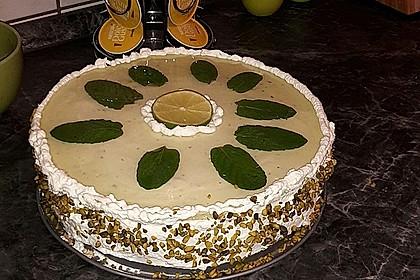 Hugo-Torte 32