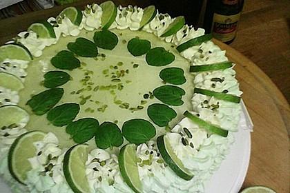 Hugo-Torte 4