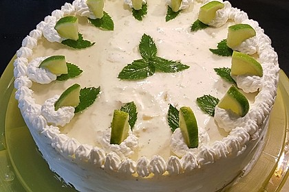 Hugo-Torte 6
