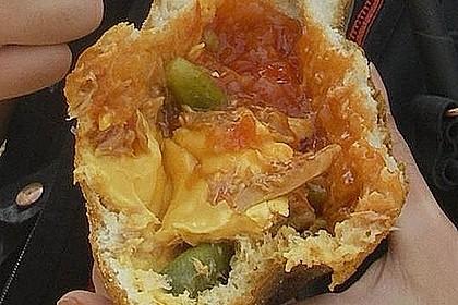 Tuareg Burger