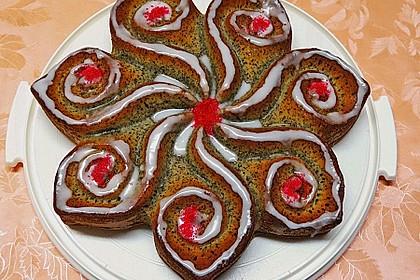 Andis Mohn-Quark Kuchen 1