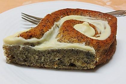 Andis Mohn-Quark Kuchen 2