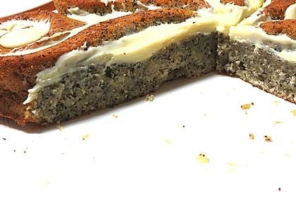 Andis Mohn-Quark Kuchen 5