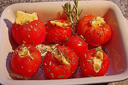 Gedämpfte Tomaten