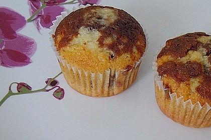 luftige marmor muffins rezept mit bild von vegan power. Black Bedroom Furniture Sets. Home Design Ideas