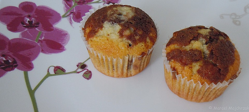 luftige marmor muffins von vegan power. Black Bedroom Furniture Sets. Home Design Ideas