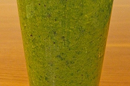 Grüner Frühstücks-Smoothie 6