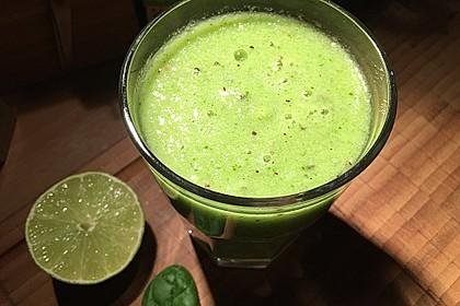 Grüner Frühstücks-Smoothie 3