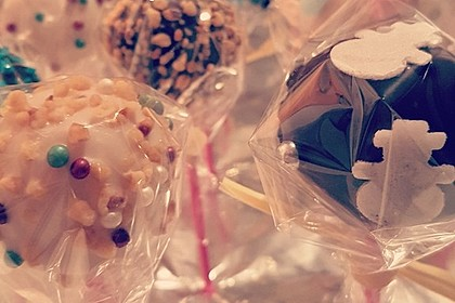 Cake Pops 25