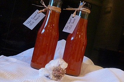 Thai Sweet Chili Sauce 20