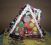 Hexenhaus oder Knusperhaus (Bild)