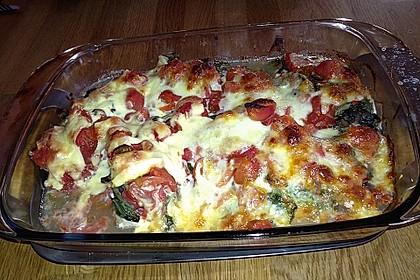 Tomaten-Bärlauch-Hähnchen 3